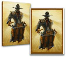 Australian Canvas Art Print - Gunslinger by Peter Jantke