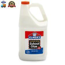 Elmer's Liquid School Glue Washable 1 Gallon 1 Count