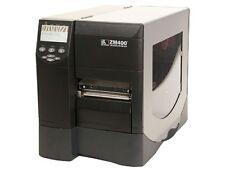 Zebra ZM400 Direct Thermal-Thermal Transfer Barcode Printer 203dpi