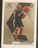 2019-20 Mosaic Basketball Keldon Johnson Rookie Rc # 238