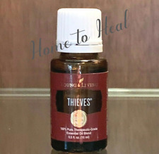 YOUNG LIVING * Thieves * Essential Oil Blend Cinnamon Clove NEW SEALED 15ml
