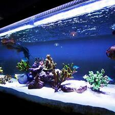 LED 12V Striscia / Barra rigida Acquario Set Blue Fish Tank Lighting pienamente Submersible