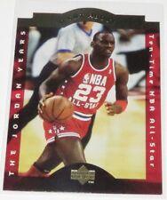 1996/97 Michael Jordan Chicago Bulls Upper Deck A Cut Above Insert Card #CA5 NM