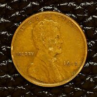 1915-P Lincoln Cent ~ VERY FINE (VF) Cndtn ~ $20 ORDERS SHIP FREE!