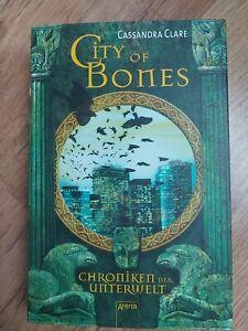 City of bones chroniken der unterwelt, Cassandra Clare, Zustand Neu