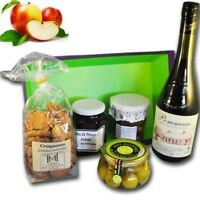"Gourmet basket ""apple"""
