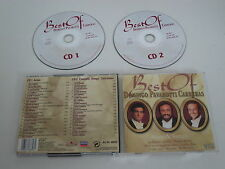 DOMINGO/PAVAROTTI/CARRERAS/BEST OF DOMINGO/PAVAROTTI/CARRERAS(DECCA 68606)2XCD