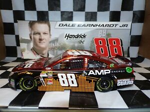 Dale Earnhardt Jr #88 Amp Energy Orange 2013 SS Action 1:24 NASCAR Color Chrome