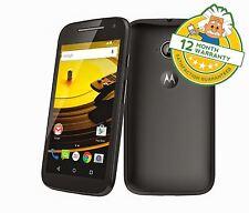 Motorola Moto 2nd Gen Android Teléfono inteligente Negro E (Desbloqueado) XT1524 Grado B