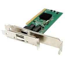 Gigabit Ethernet LAN Low Profile PCI Network Controller Card Module 10/100/1000