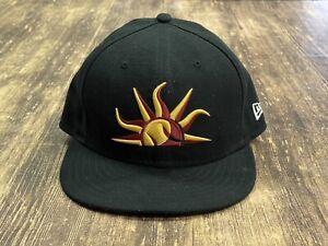 Mesa Solar Sox Black Arizona Fall League Baseball Hat - New Era - Sz. 7 ⅜