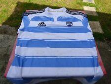 Maillot de rugby Argentine Adidas vintage T XXL