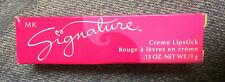 Mary Kay Signature Creme Lipstick (Antique Rose) .13 Oz. #9068 NIB NEW