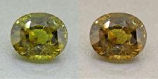 Alexandrite 5.33 Ct. GIA Certified BIG Untreated Ceylon Olive Green (00704)