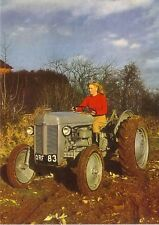 Ferguson TE20 Tractor c1950 Fergy New Jumbo Fridge Magnet