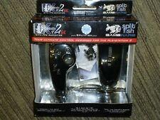 PLAYSTATION 3 PS3 SPLITFISH FRAG FX v2 SE CONTROLLER MOUSE FPS Game Control USB