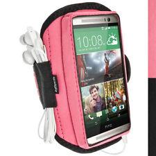 Étuis, housses et coques roses HTC One M8 pour téléphone mobile et assistant personnel (PDA) HTC