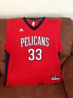 Adidas ryan Anderson  33 new Orleans pelicans nba jersey NWT size XL mens 919760374