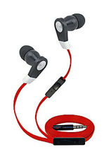 Lots 10 3.5 mm Stereo Headset Headphones w/ Mic for iPhone, Samsung Galaxy, LG