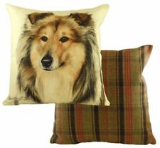 Waggydogz DPB036 Rough Collie Dog Cushion by Evans Lichfield 43cm