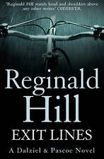 Exit Lines by Reginald Hill, Book, New (Paperback)