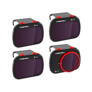 Freewell Gear Grad 4-Filter Pack Standard Day für DJI Mavic Mini & Mini 2