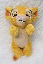 "Disney Lion King Purring Baby Simba Cub Just Play Plush Stuffed Animal 11"""