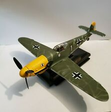 Air Signature 1:48 Scale Messerschmitt BF-109 Metal Diecast Airplane Model WW2