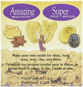 Alumilite Amazing Mold Putty Kit