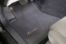 4-Piece - CLEAR VINYL- Heavy Duty Floor Mat Protectors- CUSTOM - Mercedes M-S