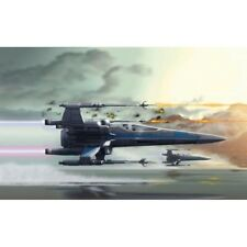 REVELL RV06753 NEW STAR WARS RESISTANCE X-WING FIGHTER KIT 1:78 MODELLINO MODEL