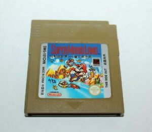 Nintendo Gameboy Super Mario Land Game Cartridge Only Region Free DMG-101CHN