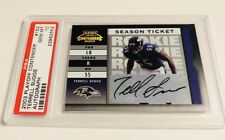 2003 Playoff Contenders TERRELL SUGGS AUTO RC  PSA 10!! /564. POP 4!!