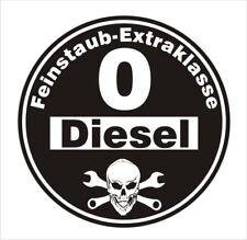 2 x Feinstaubplakette Extraklasse Humor Autoaufkleber Tuning Sticker Nr. 7533-2