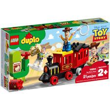 Lego Duplo Disney Pixar Toy Story Train Building Set