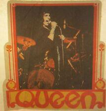 "Queen Vintage T Shirt Transfer Iron On; Super Rare; 4.5"" Sq.; Freddie Mercury!"