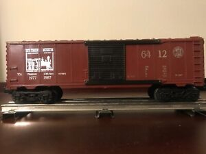K-LINE K-6412 Toy Train Museum (Strasburg, PA) 10th Anniversary Boxcar, 1987
