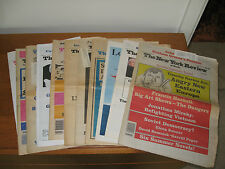 Graham Greene: A Collection of 87 Uncommon Complete Periodicals from 1926-2010