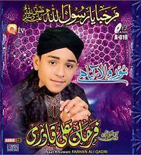 FARHAN ALI QADRI - MARHABBA YA RASOOL ALLAH - VOL 7 - NEW NAAT CD - FREE UK POST