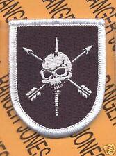 5th Special Forces Airborne Beret Flash patch 2-D CTT