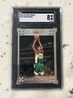 2007-08 Topps Chrome #131 Kevin Durant Rookie Card RC Supersonics Nets SGC 8