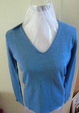 Tom Tailor Damen Pulli Pullover Sweatshirt Langarmshirt Shirt rot M