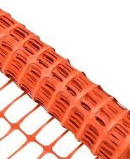 Rk Safety Rkf-4100 Economy Safety Fence, Orange, 4-Feet by 100-Feet