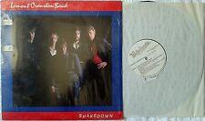 LAMONT CRANSTON BAND,Shakedown,Vinyl LP,1981,Waterhouse pressing,VG++
