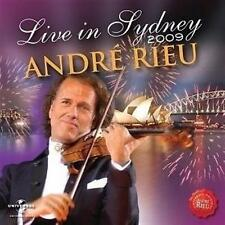 ANDRE RIEU Live In Sydney 2009 2CD NEW