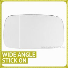Left hand passenger side for Volvo V50 2004-2006 Wide Angle wing mirror glass