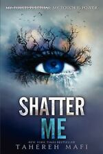 Shatter Me-ExLibrary