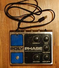 Vintage Electro-Harmonix EH Poly Phase Polyphase Guitar Pedal FREE SHIP