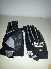 Troy Lee Designs Racing Glove Speed Equipment white and black S