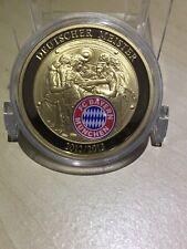 Fanprägung FC Bayern Deutscher Meister 2013